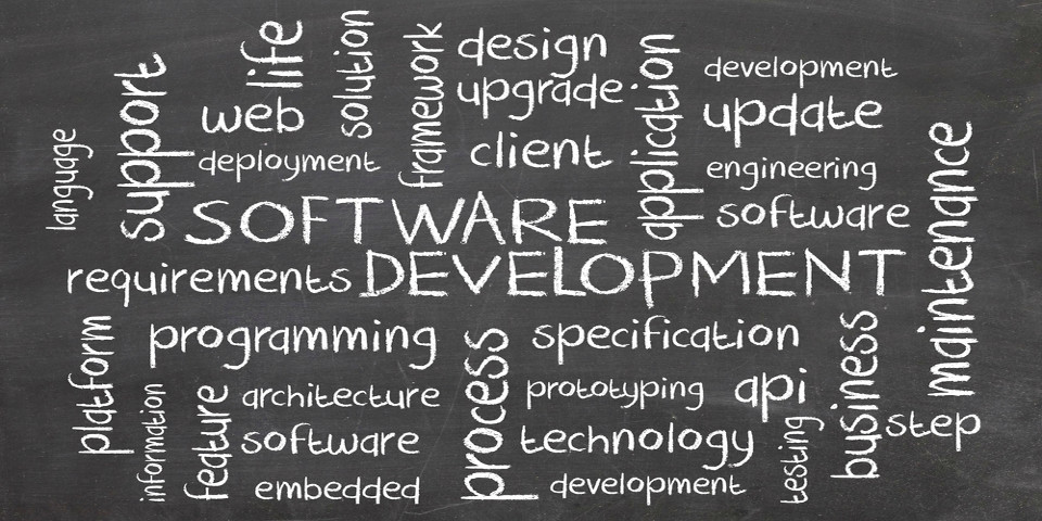 Wide experience of successful software development